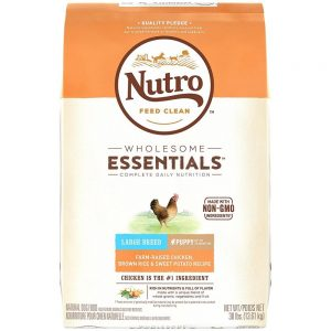 nutro natural choice chicken and rice