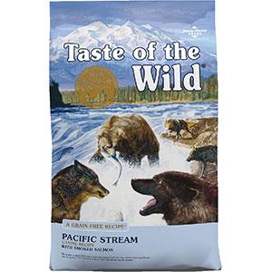 Taste Of The Wild Grain Free Salmon Dog Food